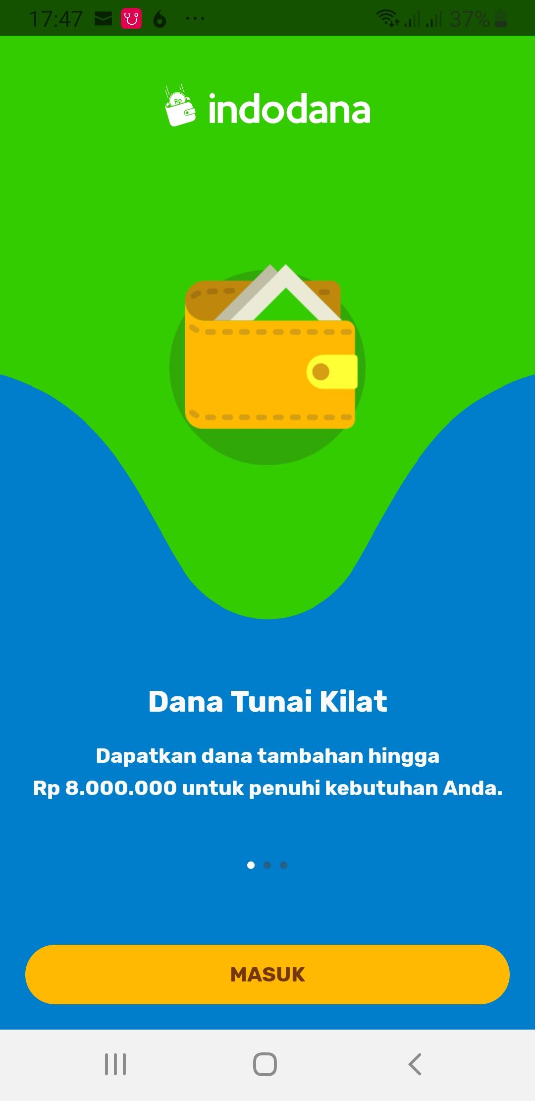 Indodana Aplikasi Pinjaman Online