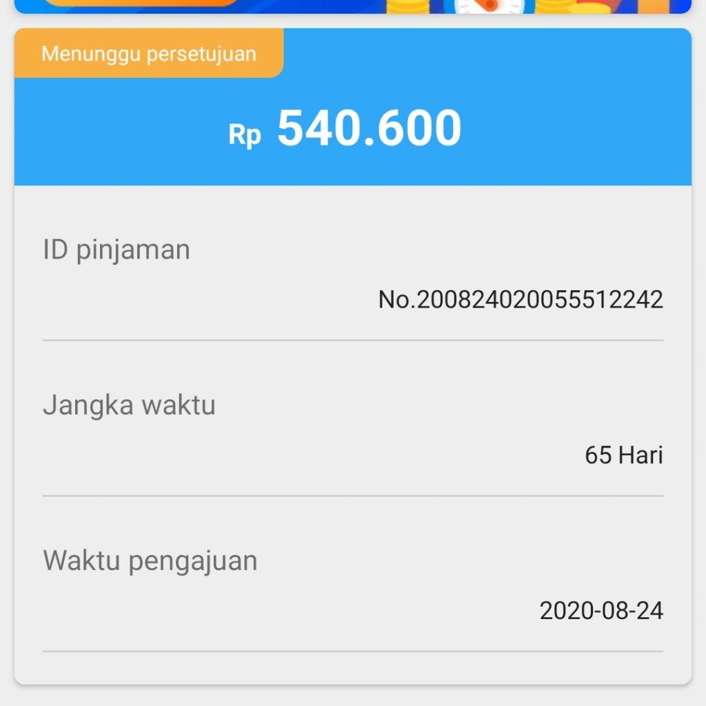 Pengajuan Pinjaman RupiahCepat